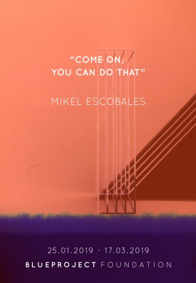 """""""COME ON, YOU CAN DO THAT"""" – Mikel Escobales"""