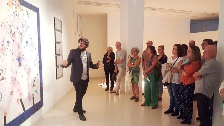 Conferència: «Cap a una lectura entusiasta de l'art contemporani», a càrrec de David Armengol