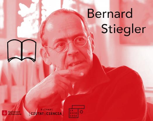 Taller amb Bernard Stiegler