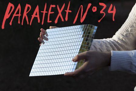Paratext#34 amb Maija Annikki Savolainen, Francisco Navarrete Sitja, Xavi Manzanares i Gazi Nafis Ahmed