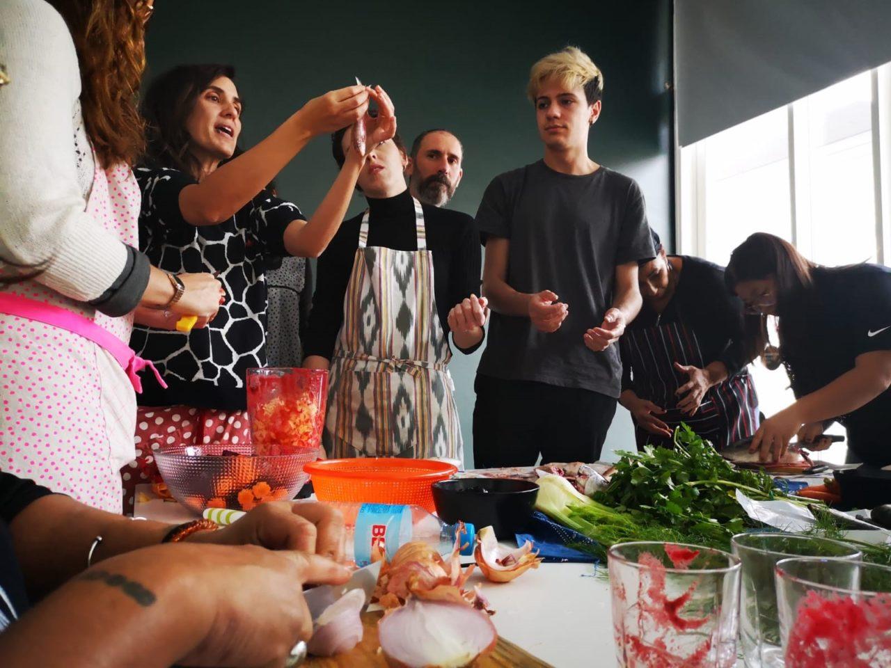 La cuina – Taller a càrrec de Marina Monsonís