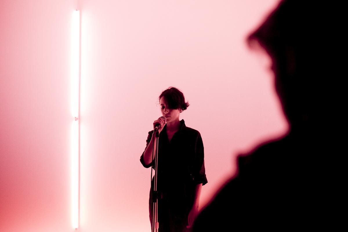 Laia Estruch. Jingle. Performance