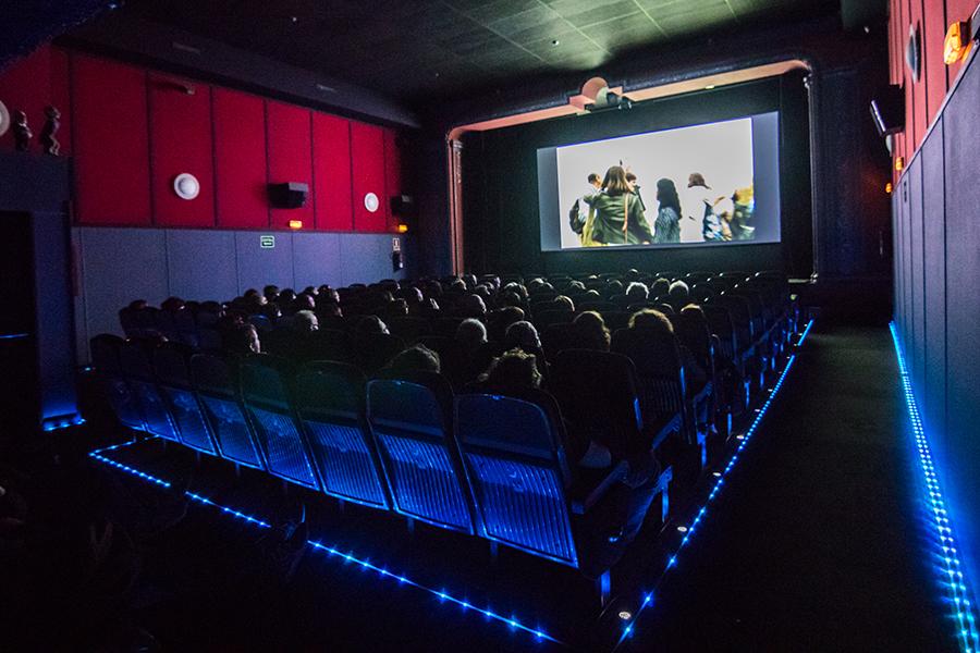 Cineclub – Grup d'estudi entorn del cinema de no-ficció
