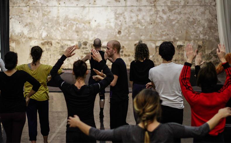 """Taller de Diego Sinniger: """"Consciencia creativa en movimiento"""""""