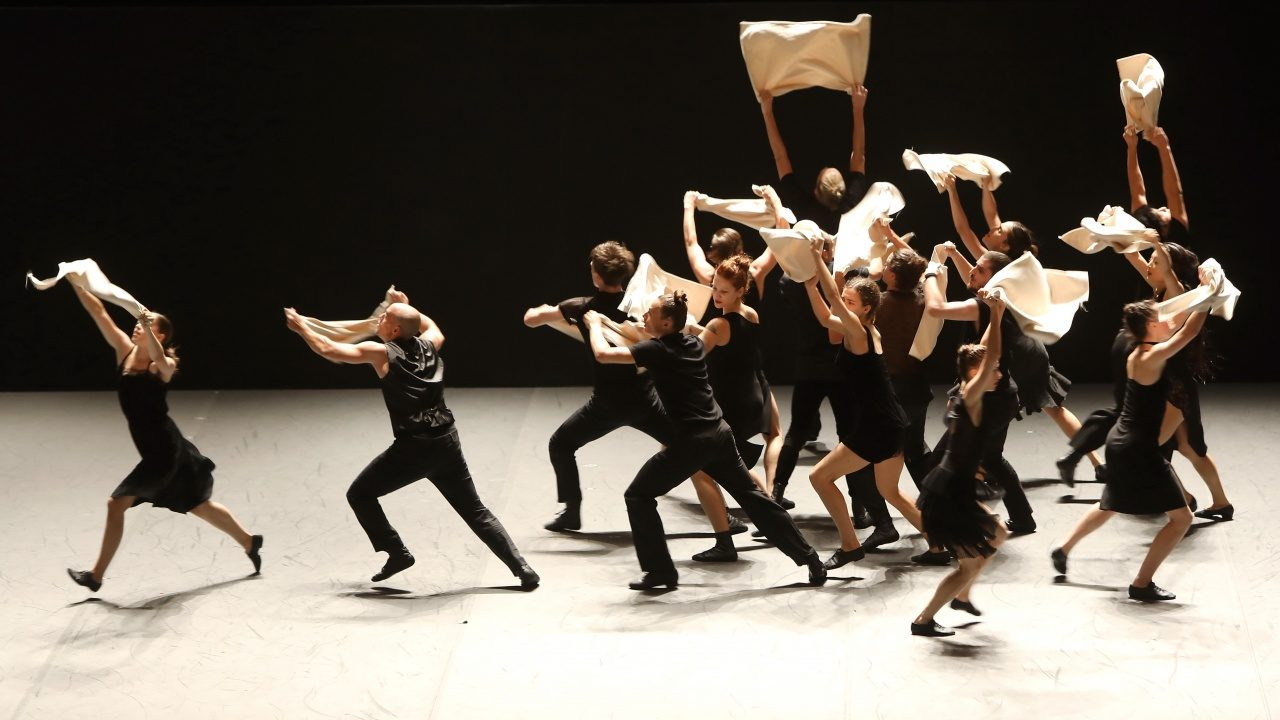 Venezuela, de Ohad Naharin / Batsheva Dance Compan