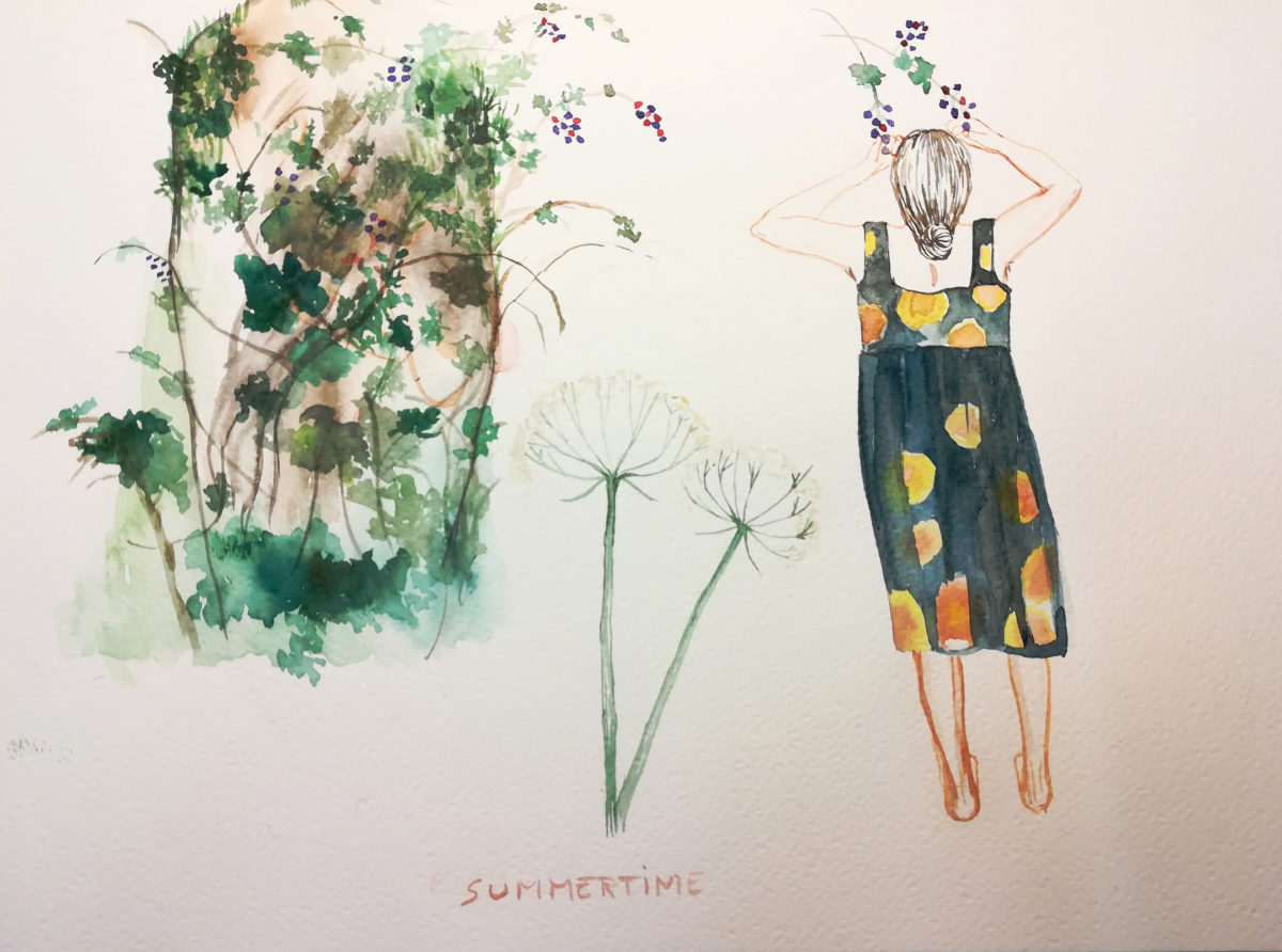Vida Nòmada — Teresa Gómez Martorell