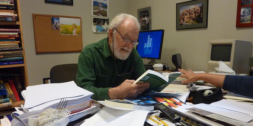"""Presentació del llibre """"David Harvey. La lógica geográfica del capitalismo"""""""
