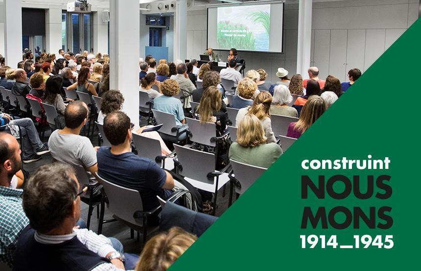 Conferència i visita comentada: Construint nous mons