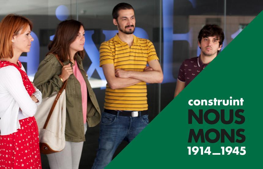 Visita comentada: Construint Nous Mons