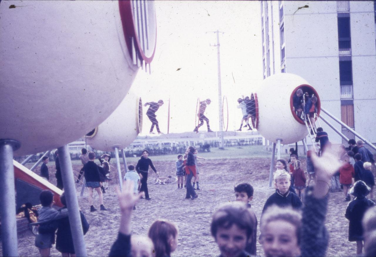 Història ballada del playground