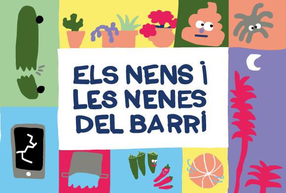 Els nens i les nenes del barri – Extraescolar