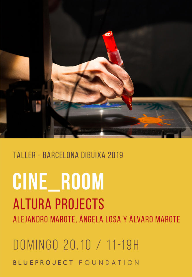 CINE_ROOM – ALTURA PROJECTS