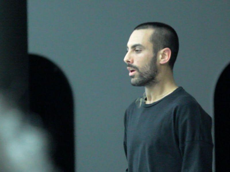 Háblame, cuerpo I Nazario Díaz (L.f.P)