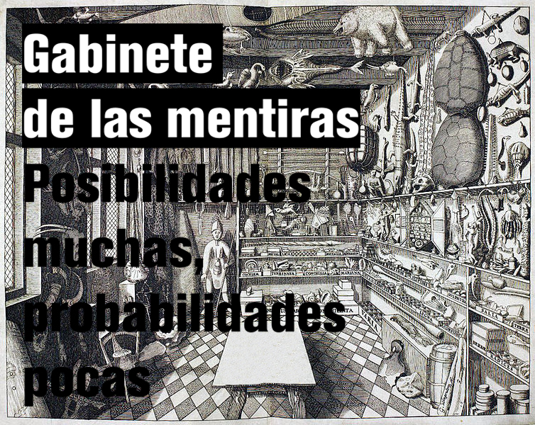 Gabinet de les mentides. Trobada #5 amb Clara Piazuelo