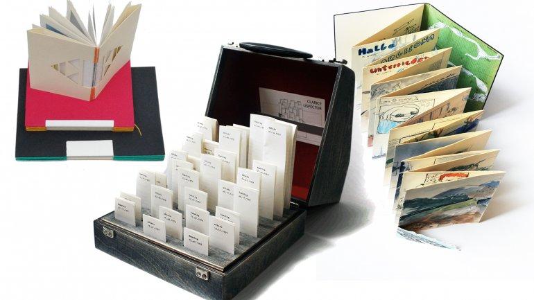 Laboratori del llibre: Art, llibre i objecte. Taller d'enquadernació