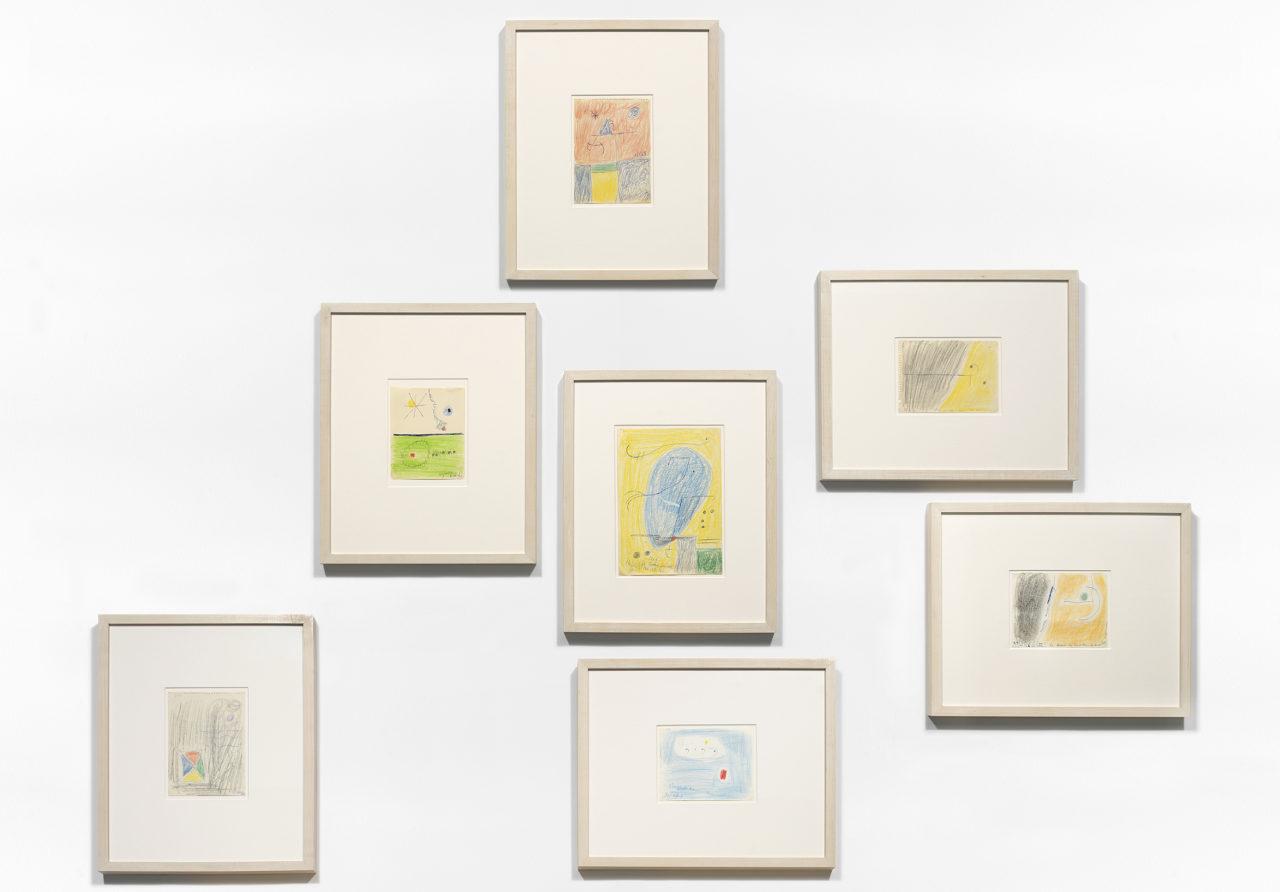 Miró: Constel·lació Antoni Llena