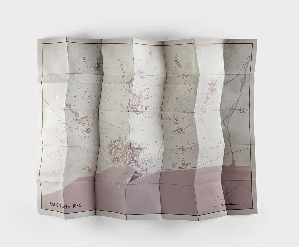 Visita guiada Barcelona Pla B (Una oportunitat cartogràfica)