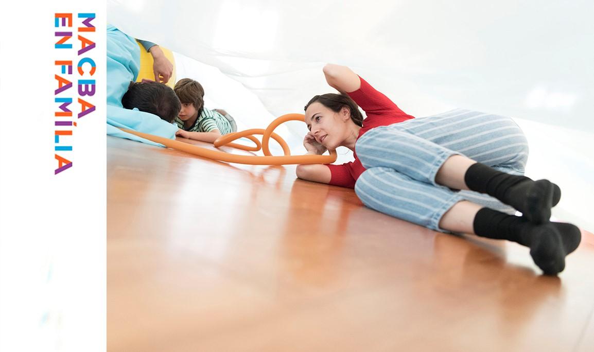 Flatus vocis Taller familiar per a infants amb autismes.