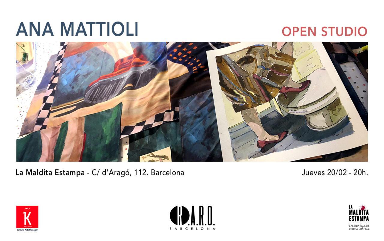 Residents R.A.R.O. | Ana Mattioli | Taller Obert