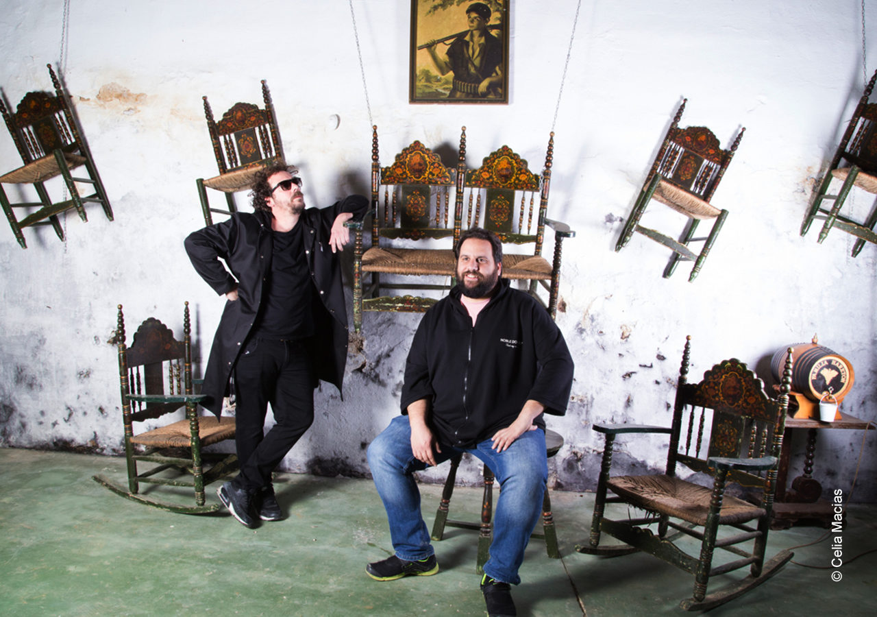 LOS VOLUBLE – Flamenco is not a crime