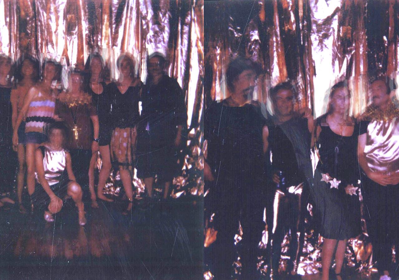 Fiestas Invisibles – PALOMA CALLE i MASSIMILIANO CASU