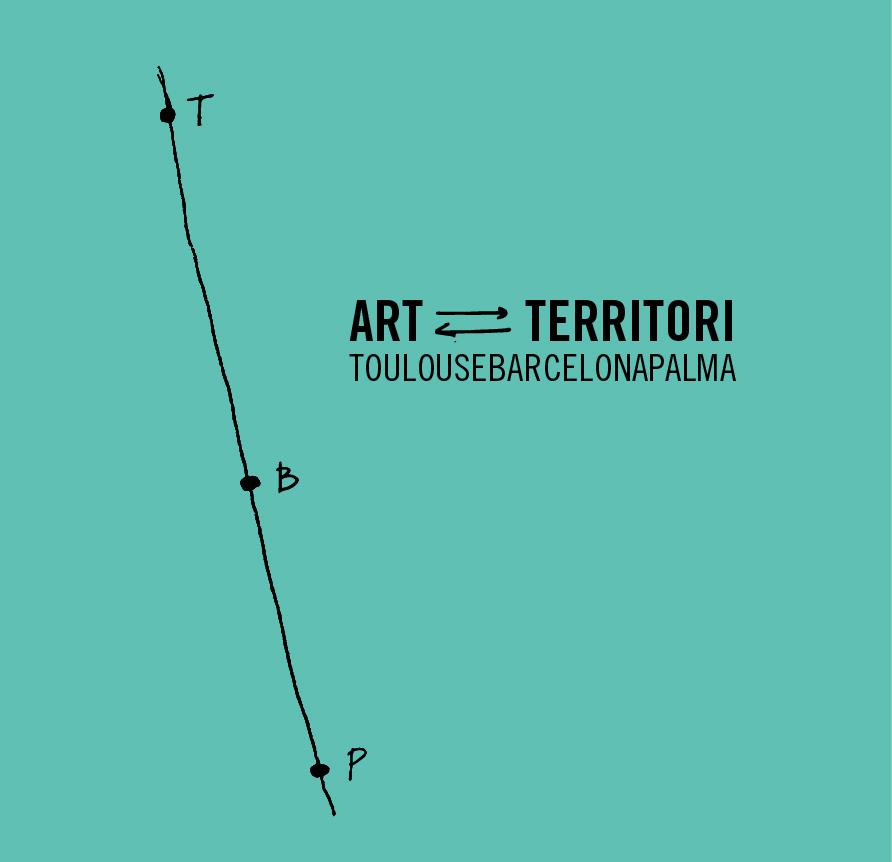 ART ⇆ TERRITOIRE / ART ⇆ TERRITORI / ARTE ⇆ TERRITORIO. CONVOCATÒRIA DE RESIDÈNCIES D'INVESTIGACIÓ ARTÍSTICA