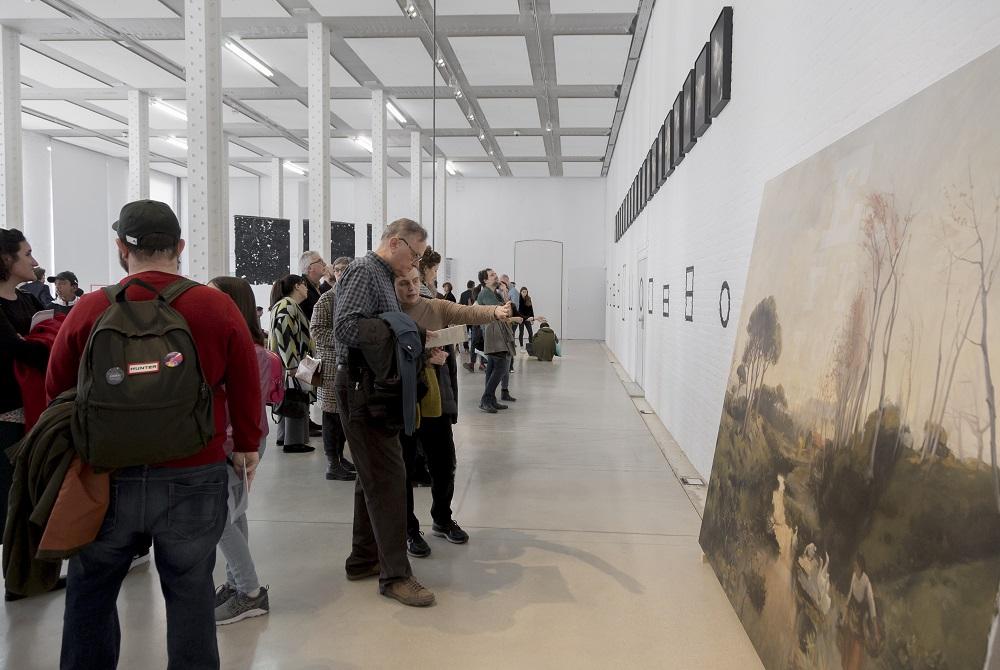 Succeeix cada dia: visita dialogada amb Joana Roda