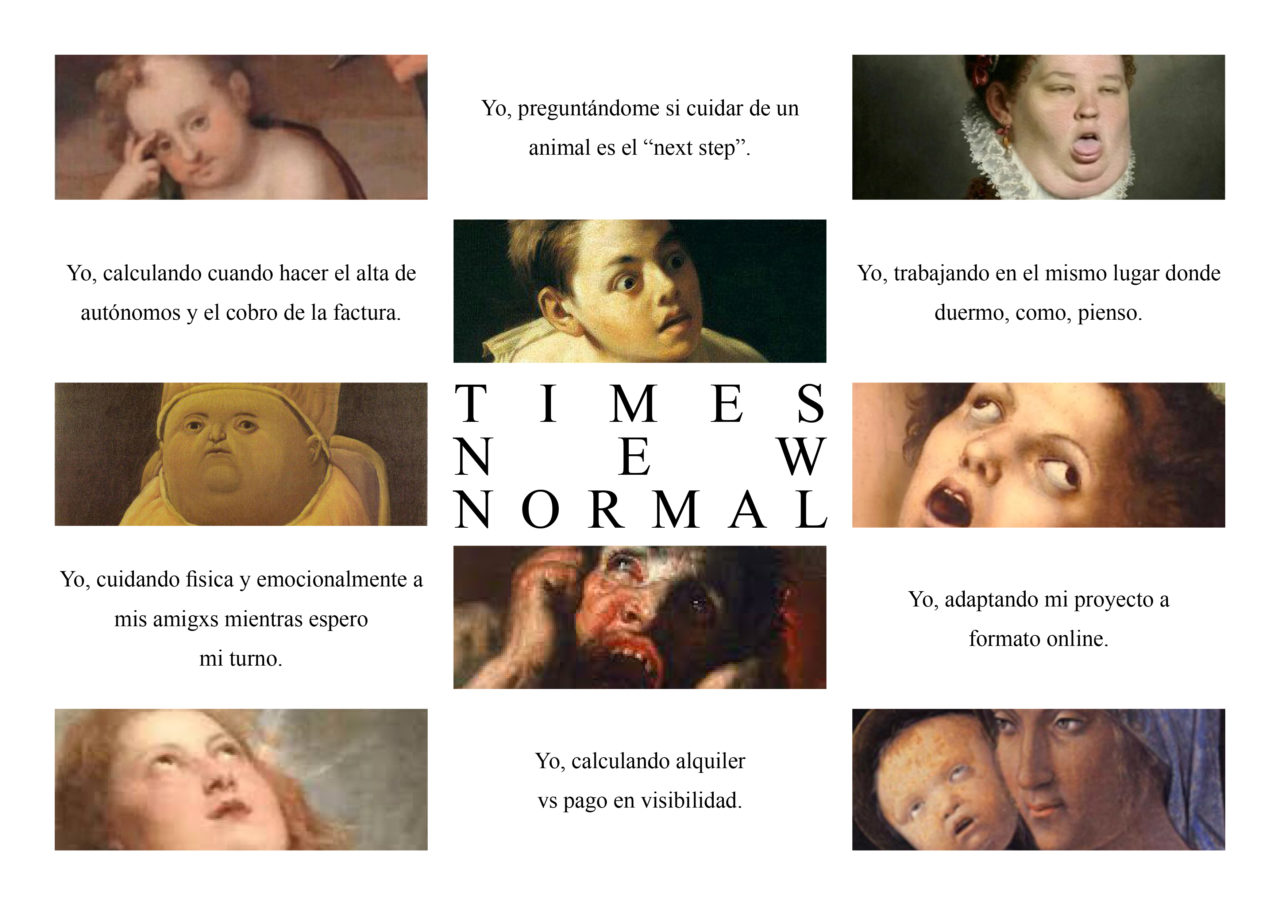 Times New Normal ¿Això ho canvia tot?