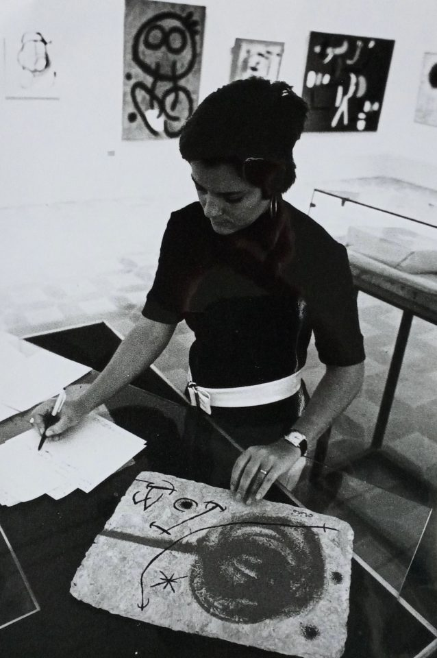 [Streaming] De l'Any Miró (1968) a l'inventari de la donació