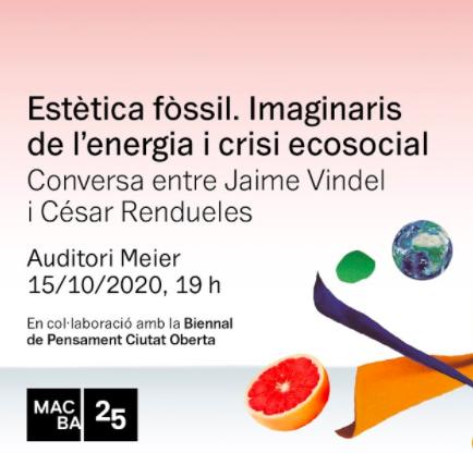 Estètica fòssil. Imaginaris de l'energia i crisi ecosocial