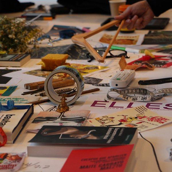 Grup de treball sobre la Col·lecció Professorat, educadors i artistes