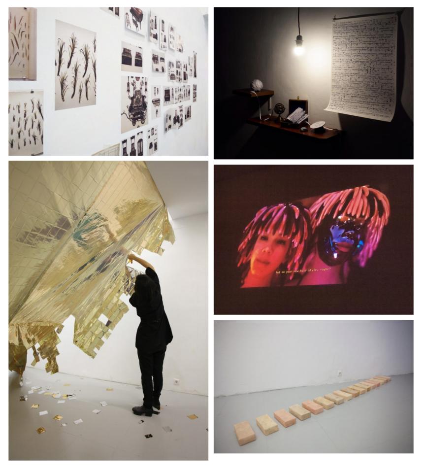exposició virtual d'artistes Taiwanesos