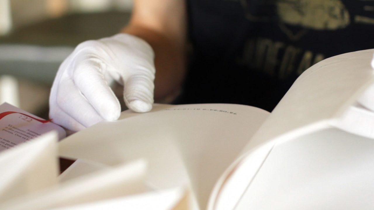 Inauguració del Festival de llibre d'artista: Como Pedro por mi casa