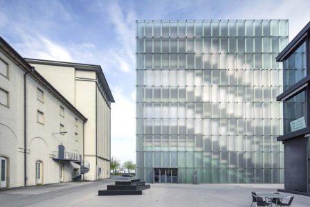 Beques d'intercanvi per a projectes artístics entre Bregenz i Barcelona. Segona edició