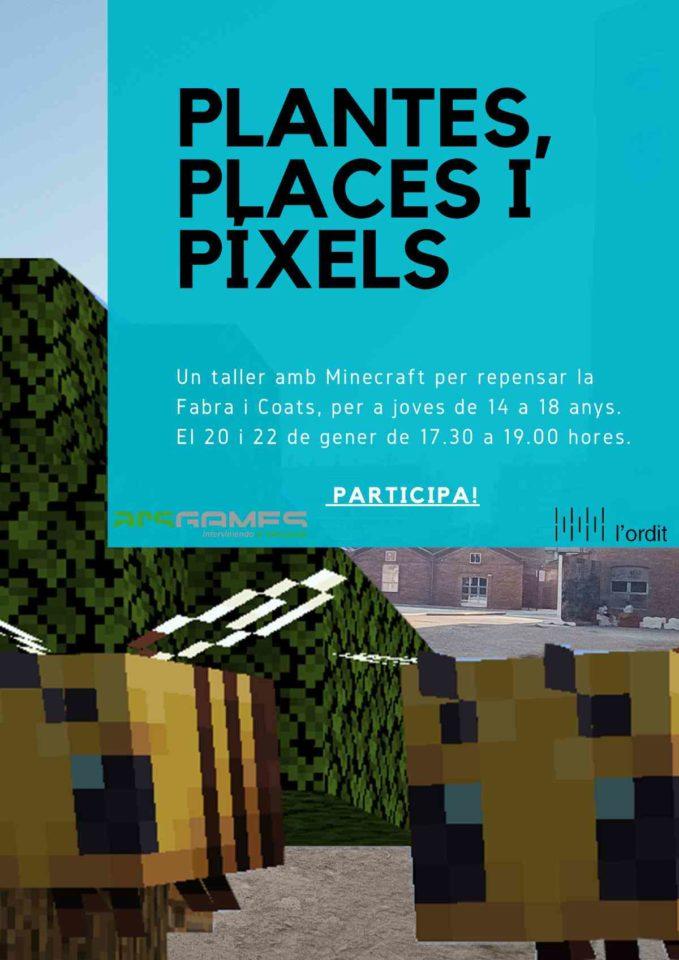 El Cicle 'Plantes, places I píxels' torna a La Fàbrica