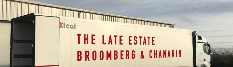 THE LATE ESTATE OF BROOMBERG & CHANARIN
