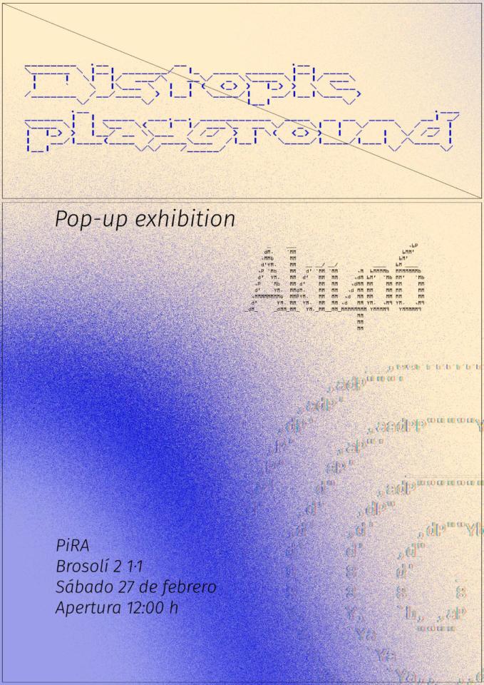 Distopic Playground AK11040
