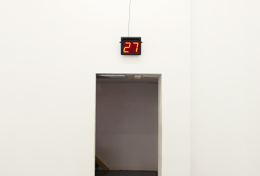 Sala d'espera – Bernat Daviu