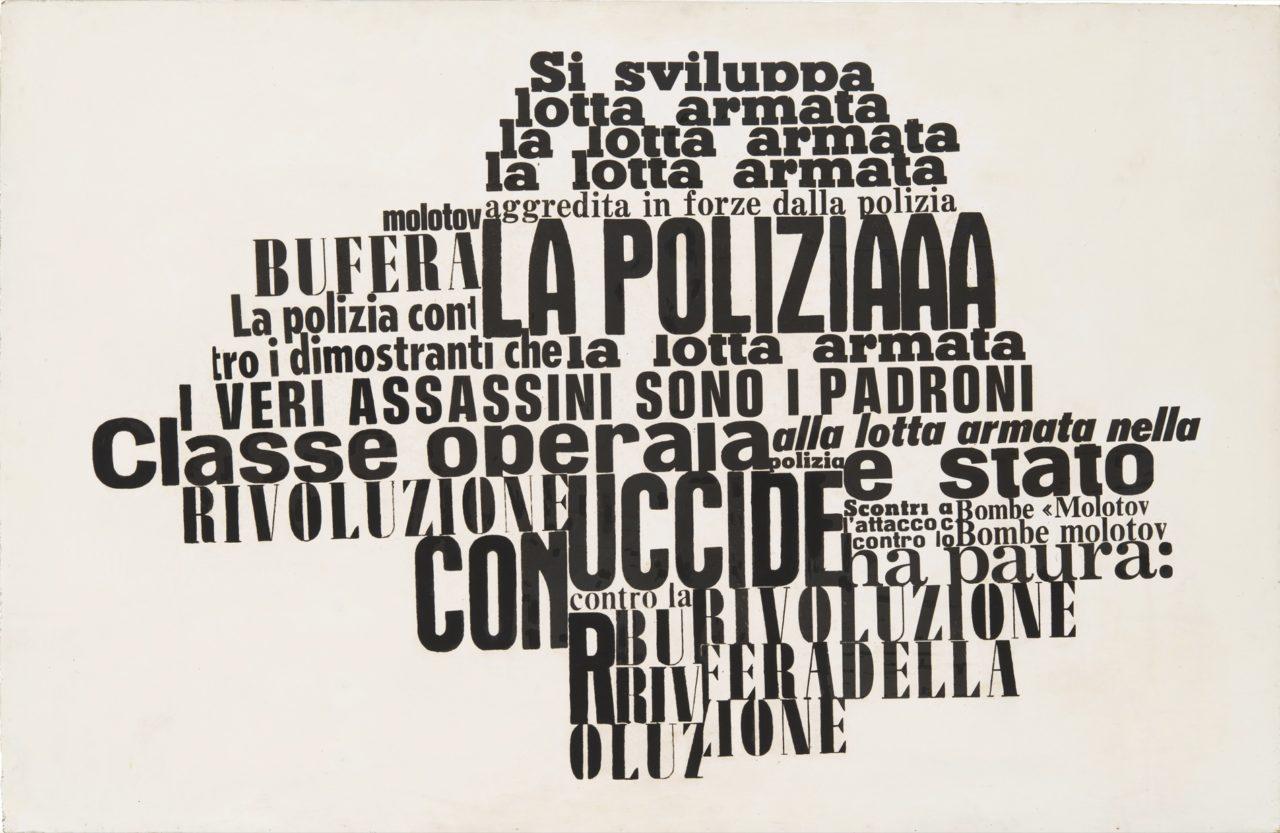 La violència il·lustrada – Nanni Balestrini