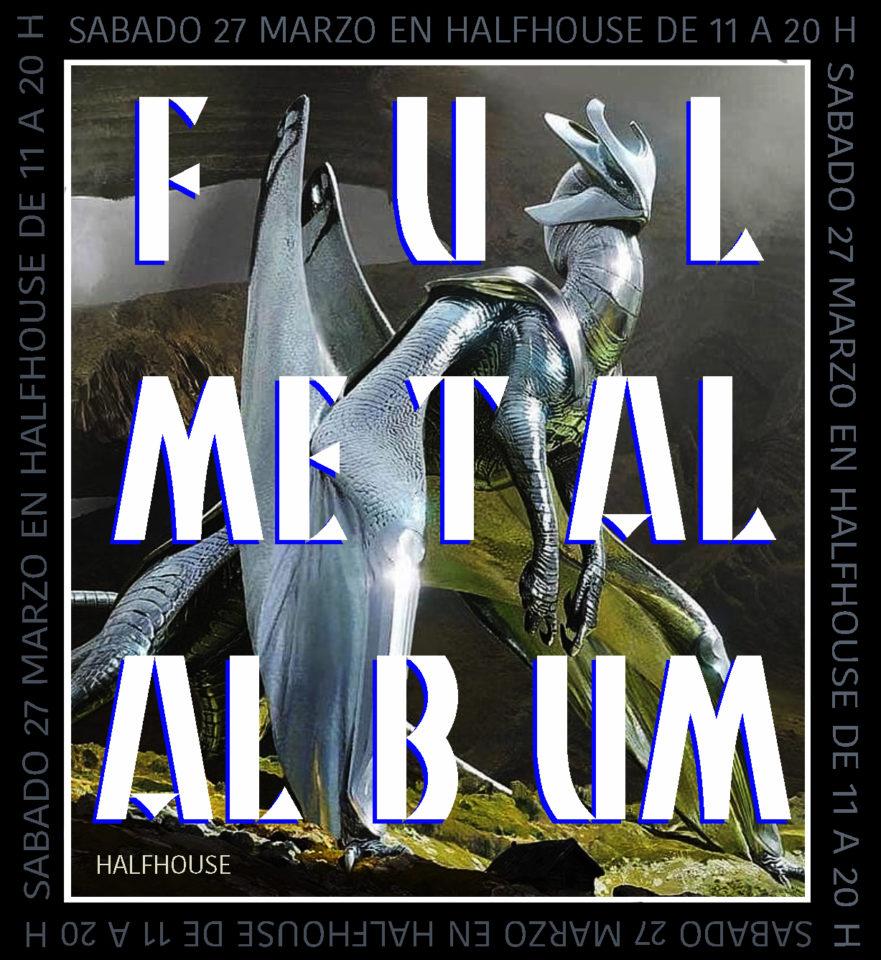 FUL METAL ALBUM – Àlex Palacín