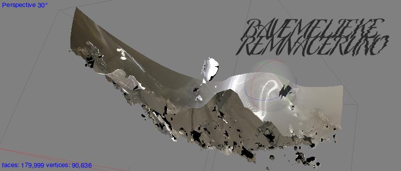 Bavemelieke Remnaceruno / Taller a càrrec de Jara Rocha i txe