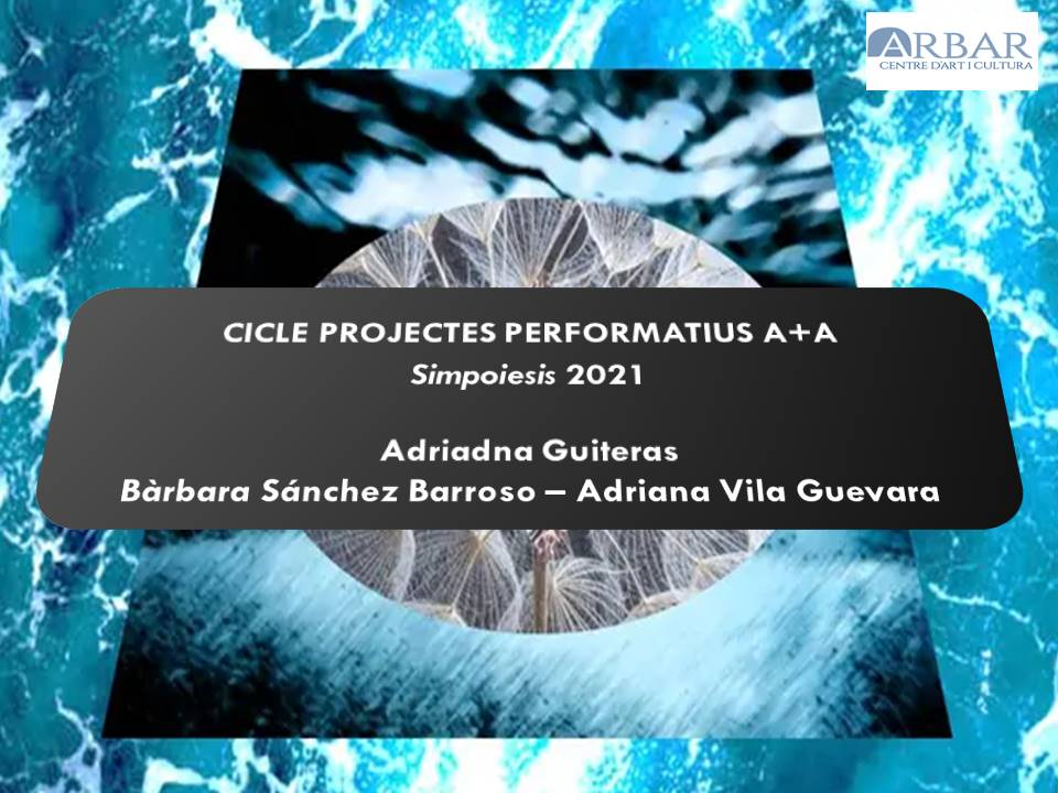 CICLE A+A 2021 SIMPOIESIS