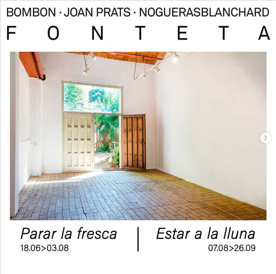 Projecte conjunt a Fonteta!
