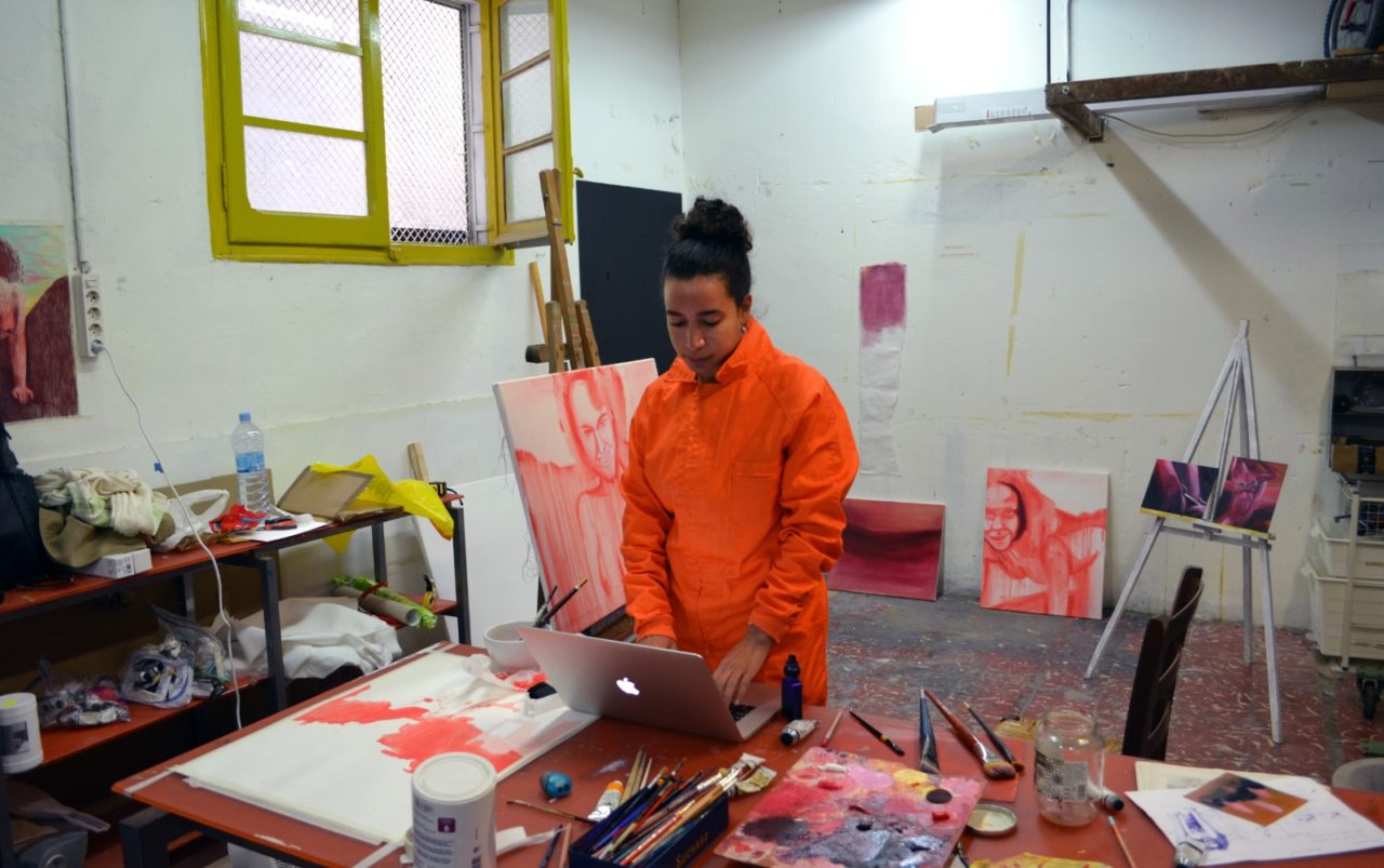 Open Studio – Residència Artística María Monegro