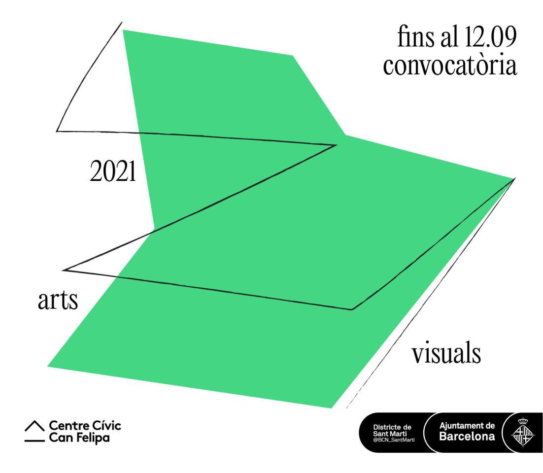 CONVOCATÒRIA 2021 CAN FELIPA ARTS VISUALS